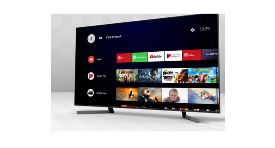 Android TV app