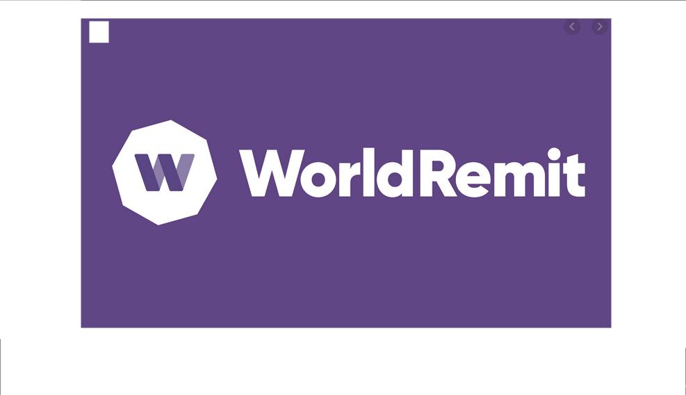 WorldRemit Sign up