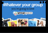 GroupSpaces Sign up