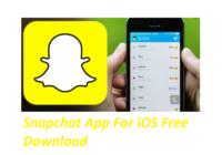 Snapchat Free Download App